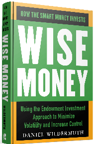 Wildermuth Advisory Atlanta Daniel Wildermuth Wise Money book cover
